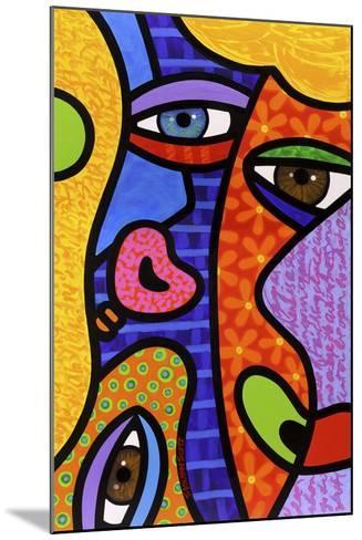 Third Eye Rising-Steven Scott-Mounted Giclee Print