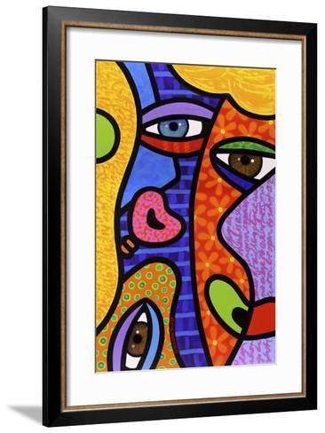 Third Eye Rising-Steven Scott-Framed Art Print