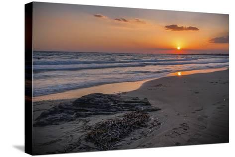 The End of the Sun-Giuseppe Torre-Stretched Canvas Print
