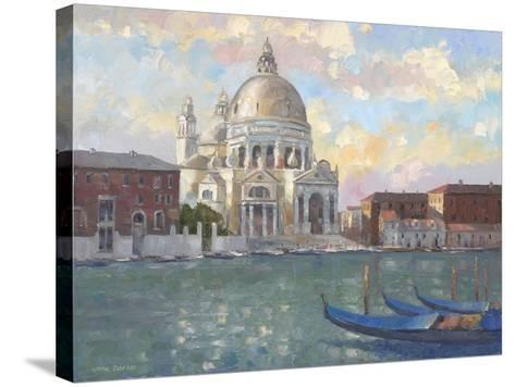 Venice Light-John Zaccheo-Stretched Canvas Print