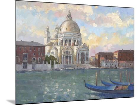 Venice Light-John Zaccheo-Mounted Giclee Print