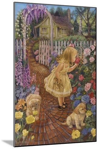 Stop and Smell the Roses-Tricia Reilly-Matthews-Mounted Giclee Print