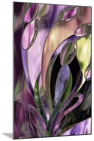 Swaying Glass-Mindy Sommers-Mounted Giclee Print