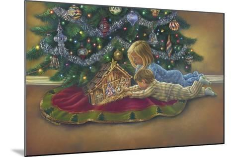 The Heart of Christmas-Tricia Reilly-Matthews-Mounted Giclee Print
