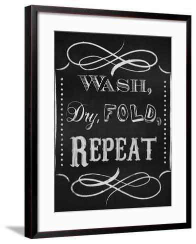 Wash Dry-Tina Lavoie-Framed Art Print