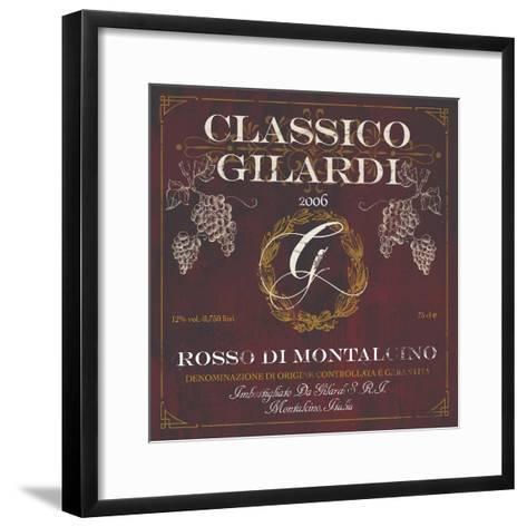 Wine Cellar VI-Fiona Stokes-Gilbert-Framed Art Print