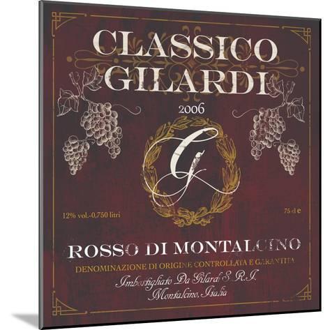 Wine Cellar VI-Fiona Stokes-Gilbert-Mounted Giclee Print