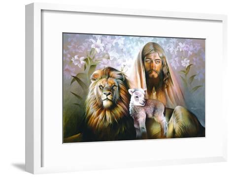 Way Truth Life-Spencer Williams-Framed Art Print