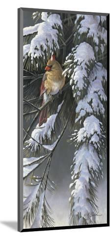 Winter Light 2-Wilhelm Goebel-Mounted Giclee Print