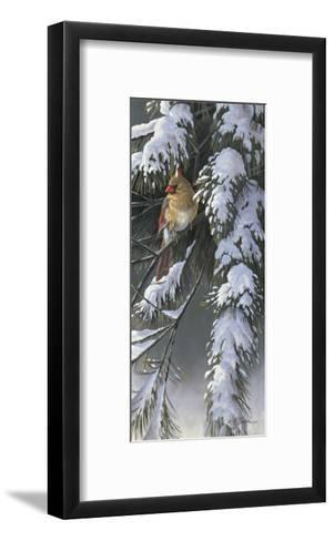 Winter Light 2-Wilhelm Goebel-Framed Art Print