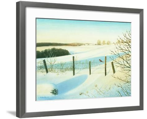 Winter Wonderland-Kevin Dodds-Framed Art Print