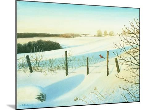 Winter Wonderland-Kevin Dodds-Mounted Giclee Print