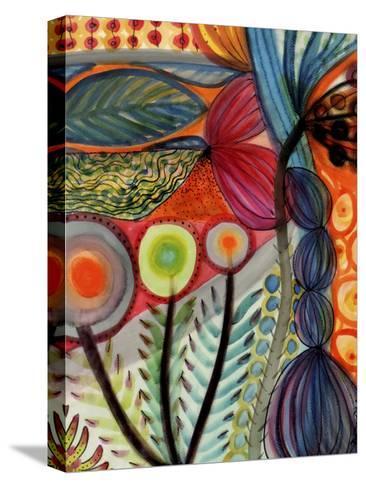 Vivaces-Sylvie Demers-Stretched Canvas Print