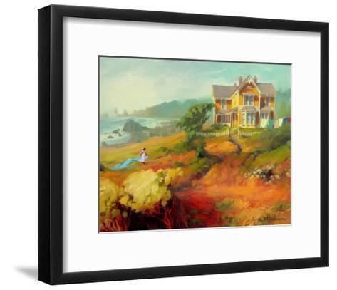 Wild Child-Steve Henderson-Framed Art Print