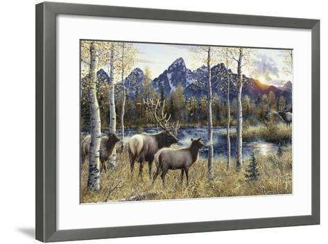 Autumn Rival-Jeff Tift-Framed Art Print
