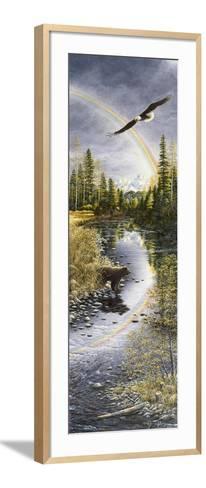 Autumn's Bounty-Jeff Tift-Framed Art Print