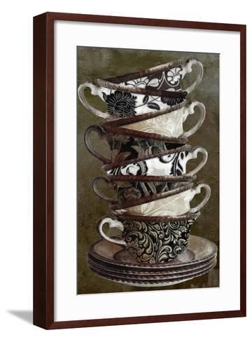 Afternoon Tea II--Framed Art Print