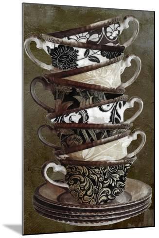 Afternoon Tea II--Mounted Giclee Print