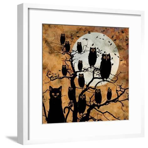 All Hallow's Eve III--Framed Art Print