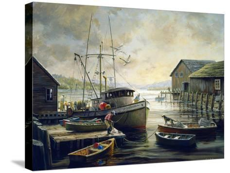 Anticipation-Nicky Boehme-Stretched Canvas Print