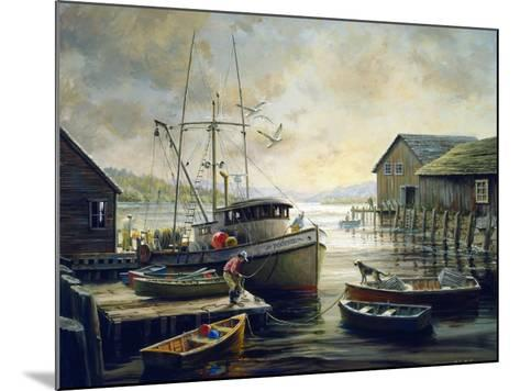 Anticipation-Nicky Boehme-Mounted Giclee Print