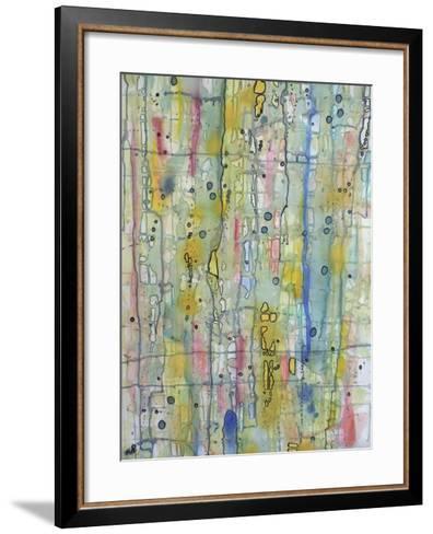 Air du Temps 1-Sylvie Demers-Framed Art Print