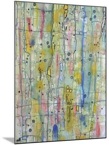Air du Temps 1-Sylvie Demers-Mounted Giclee Print