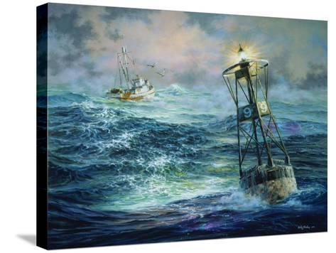 Almost Home-Nicky Boehme-Stretched Canvas Print