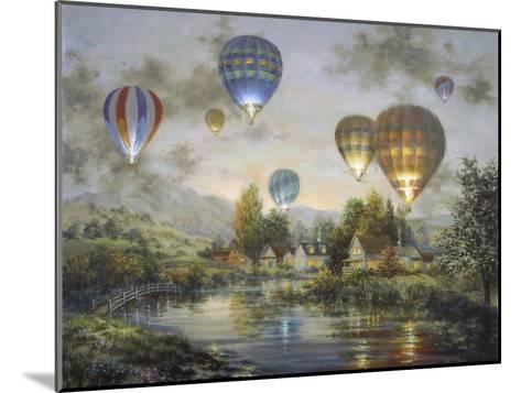 Balloon Glow-Nicky Boehme-Mounted Giclee Print