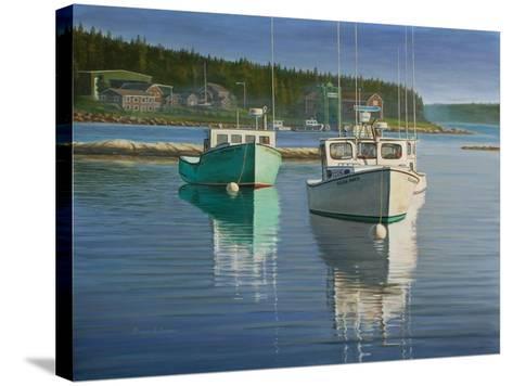 Bernard Harbor-Bruce Dumas-Stretched Canvas Print