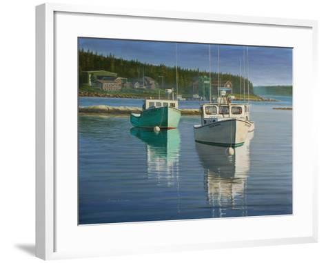 Bernard Harbor-Bruce Dumas-Framed Art Print