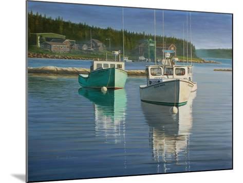 Bernard Harbor-Bruce Dumas-Mounted Giclee Print
