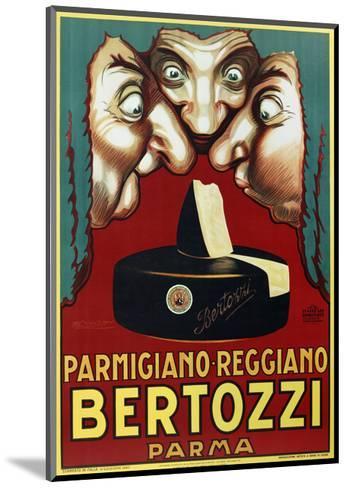 Bertozzi--Mounted Giclee Print