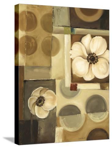60's Bloom 4-Lisa Audit-Stretched Canvas Print