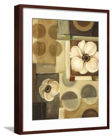 60's Bloom 4-Lisa Audit-Framed Art Print