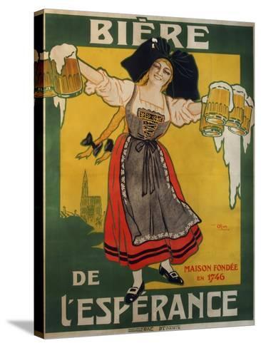 Biere Esperance--Stretched Canvas Print