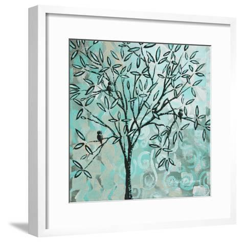 Bird Haven II-Megan Aroon Duncanson-Framed Art Print