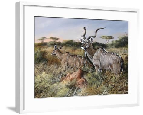 A Brief Look Back-Trevor V. Swanson-Framed Art Print