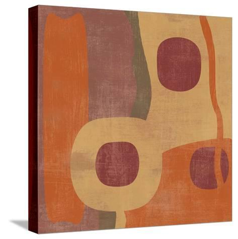 Abstract I-Erin Clark-Stretched Canvas Print