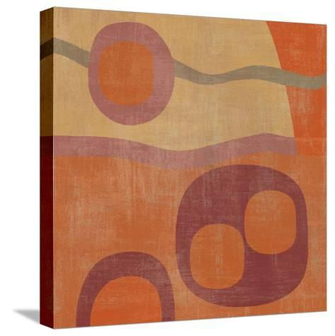 Abstract III-Erin Clark-Stretched Canvas Print