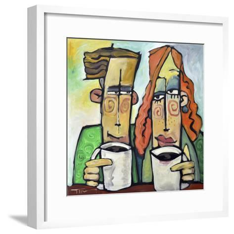 Coffee Date Giclee Print by Tim Nyberg | the NEW Art.com
