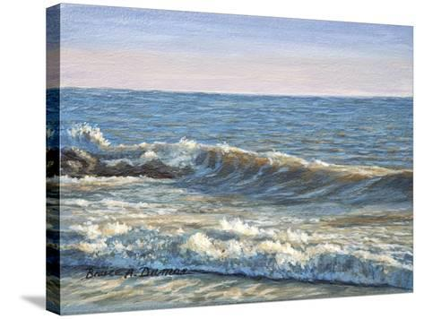 Catch the Wave-Bruce Dumas-Stretched Canvas Print