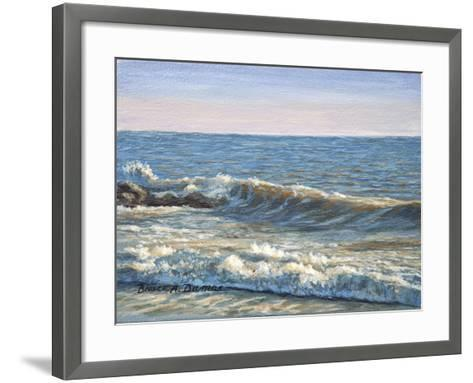 Catch the Wave-Bruce Dumas-Framed Art Print