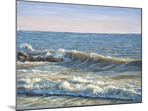 Catch the Wave-Bruce Dumas-Mounted Giclee Print