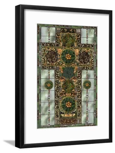 Celtic Cross-Mindy Sommers-Framed Art Print