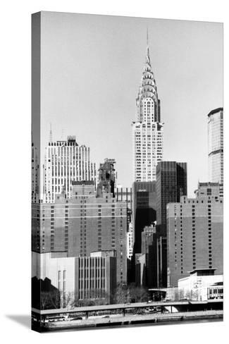 Chrysler Building-Jeff Pica-Stretched Canvas Print