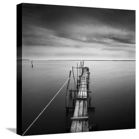 Direction-Moises Levy-Stretched Canvas Print