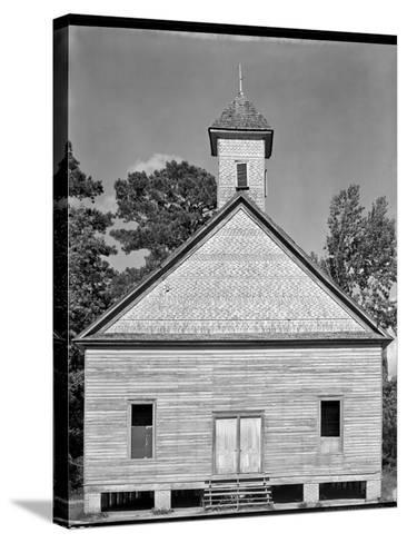 Church, Southeastern U.S.--Stretched Canvas Print