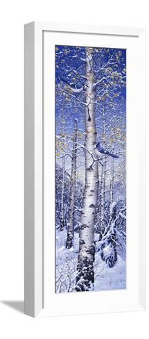 Blue Jay-Jeff Tift-Framed Art Print
