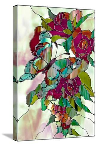Changeling-Mindy Sommers-Stretched Canvas Print